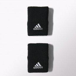 Muñequera negra Adidas S22010