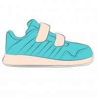 Zapatillas bebé/infantil niña