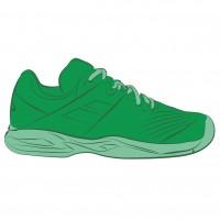 Todo el calzado para tenis y todo tipo de pista. Ofertas epeciales.