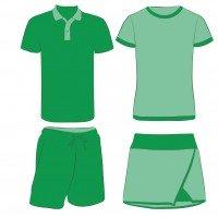 Toda la ropa específica para tenis, frontenis y padel.