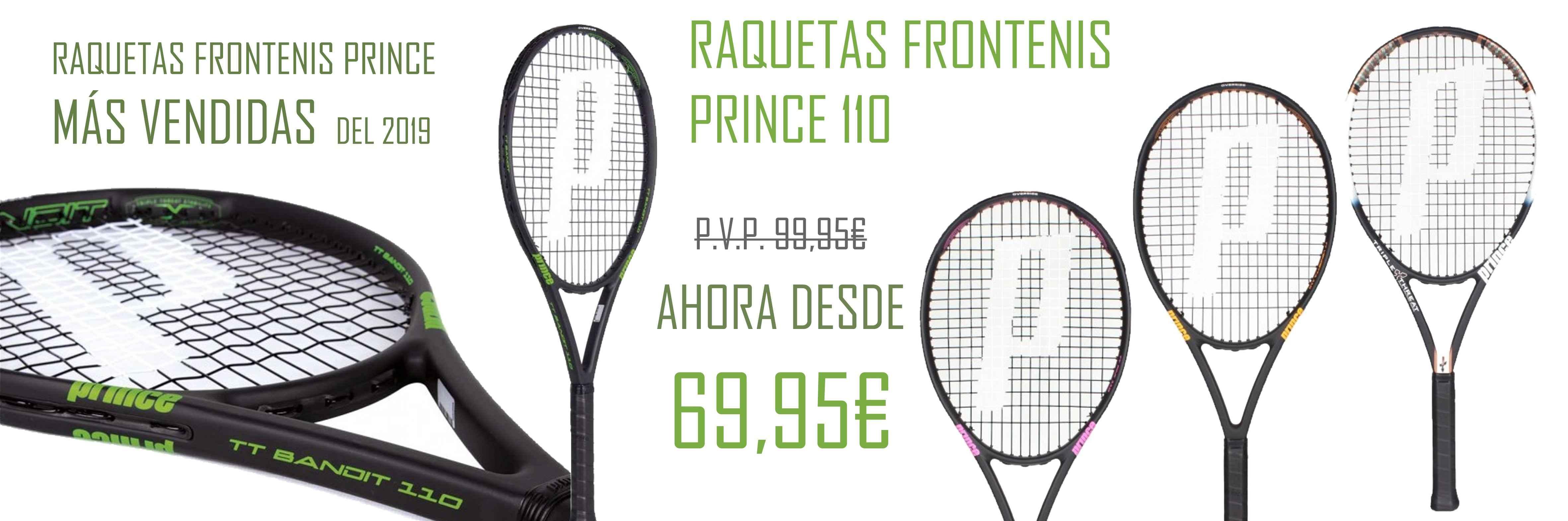 Comprar Prince Bandit 110